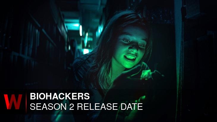 Biohackers Season 2 Premiere Date