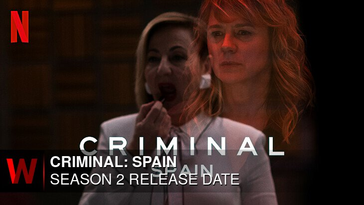 Criminal: Spain Season 2: Release date, Episodes Number, Plot and News