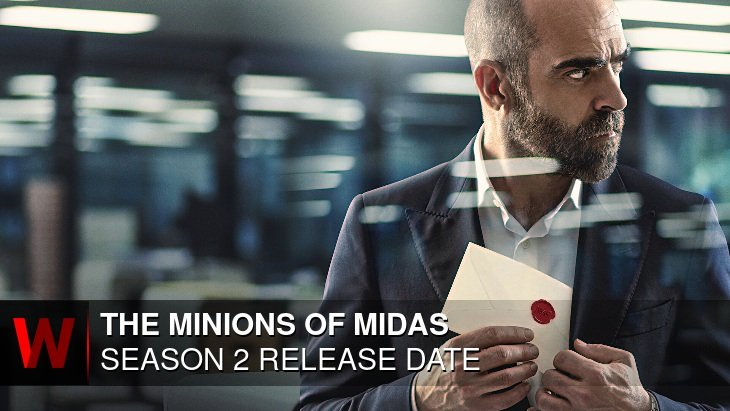 The Minions of Midas Season 2: Premiere Date, Episodes Number, Schedule and Spoilers