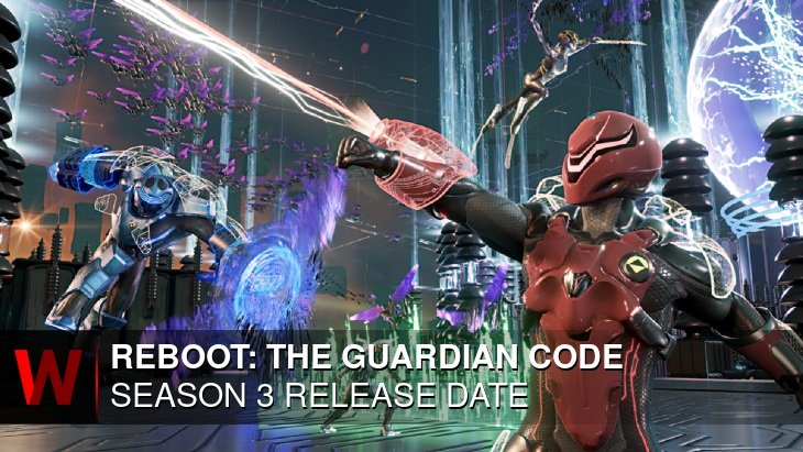 ReBoot: The Guardian Code Season 3: Premiere Date, Plot, News and Schedule