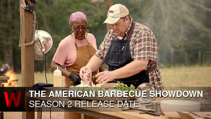 The American Barbecue Showdown Season 2: Premiere Date, News, Episodes Number and Cast