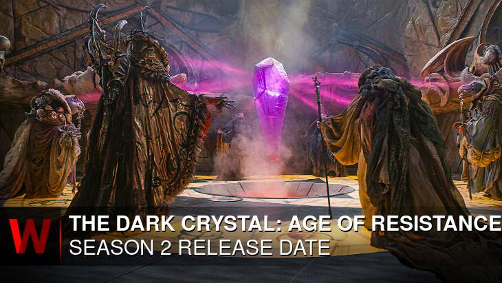 The Dark Crystal: Age of Resistance Season 2: Premiere Date, Cast, Plot and News