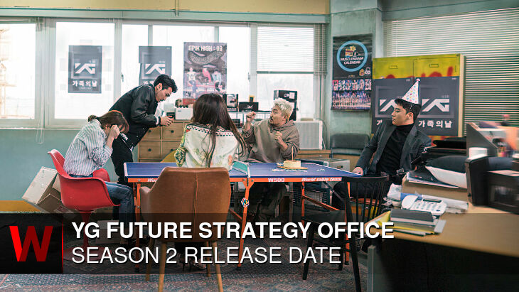 YG Future Strategy Office Season 2: Release date, Rumors, Plot and Schedule